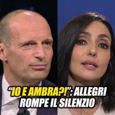 """""""Io e Ambra?!"""". Massimiliano Allegri, attesa finita: le prime parole dopo l'addio"""