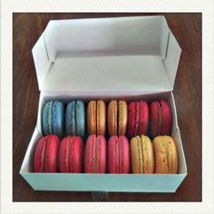 Macarons- La Belle Miette, Melbourne CBD