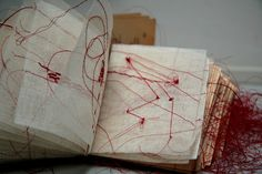 libri d'artista - artist books - libri oggetto - altered books - installazioni ...- and ...