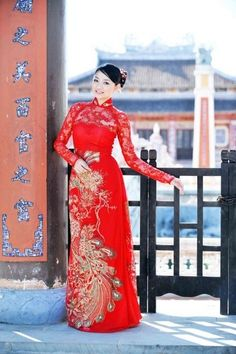 A woman whose smile is open and whose expression is glad has a kind of beauty no matter what she wears :) / Ao Dai Ren Da - RD548 - http://aodaihoanguyen.com/ao-dai/ao-dai-ren-da/chi-tiet/2719-ao-dai-ren-da-rd548#.UIngjpHENnM
