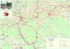 Nowy Sącz : Oficjalna strona miasta. - Szlaki i ścieżki rowerowe