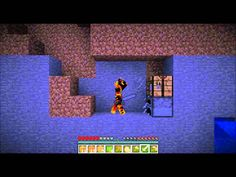 2D Craft Lets Play Episode 1 Creepers are Scary