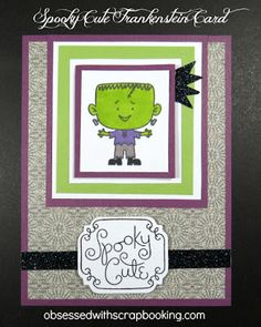 Artfully Sent Spooky Cute Card and COUPONS!