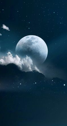 The way the moon hides beneath the clouds make me wonder.....