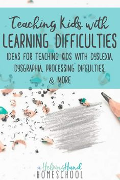How do you teach a child with writing difficulties to write well? There are ways - find them here, along with a free writing lesson and organizer to help you! via @helpinghandhomeschool