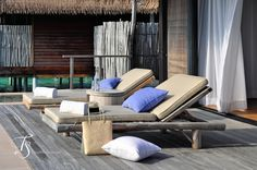 Photos by T+S: Maalifushi by Como | Luxury Hotels Travel+Style