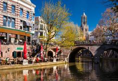 One of the Netherlands' oldest cities, Utrecht is often overlooked by visitors to the country who make a beeline for the likes of Amsterdam and Delft. However, it was thrust into the spotlight as it hosted the 'Grand Depart' on 4th July for this year's Tour de France.