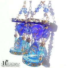 Kawaii Jewelry, Kawaii Accessories, Cute Jewelry, Jewelry Accessories, Magical Jewelry, Diy Resin Crafts, Resin Charms, Fantasy Jewelry, Cute Crafts