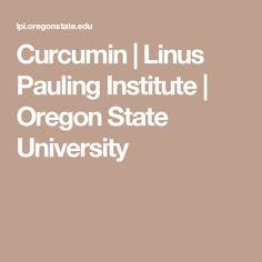 Curcumin   Linus Pauling Institute   Oregon State University