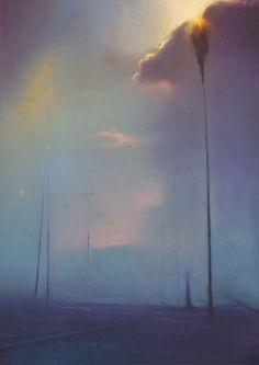 Hazy dreamland.