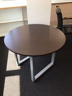 Mesa redonda #permasa ideal para #reuniones o juntas de #oficina ...