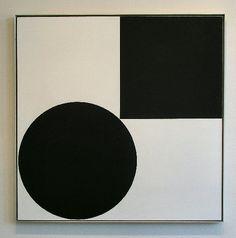 Frederick Hammersley, Ambidextrous, 1967