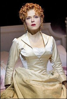 Bernadette Peters  in <i>A Little Night Music</i>, 2010