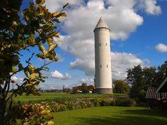 Watertoren Nieuwkoop.