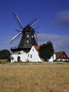 Windmill - Skane, Sweden