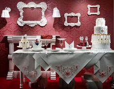 TOMORROWLAND × DESIGN MUSICA christmas window display