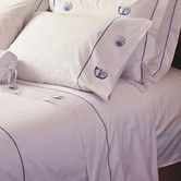 Found it at Wayfair Australia - 200 Thread Count Scallop and Pearl Nautilus Sheet Set