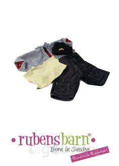 Rubens Barn Orignal Tøj - Hip Hop - 4 dele.