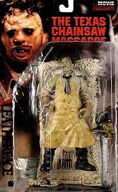 McFarlane's Movie Maniac Leatherface 6-Inch Figure