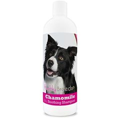 Healthy Breeds 1020-bcol-001 Border Collie Chamomile Soothing Dog Shampoo * Want to know more, click on the image. (This is an affiliate link) #Dogs