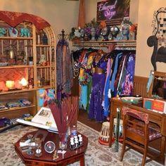The Gypsy room... at the gypsy apothecary