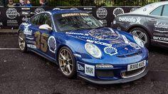 Porsche 911 GT3 Gumball 3000 2016