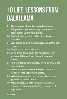 quotes quotes about life quotes about love quotes for teens quotes for work quotes god quotes motivation 10 Inspirational Life Lessons From Dalai Lama … Motivacional Quotes, Wisdom Quotes, Affirmation Quotes, Truth Quotes, People Quotes, Music Quotes, Daily Quotes, Inspirational Life Lessons, Inspirational Quotes