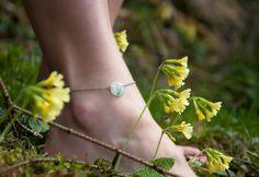 Elfen Fusskettchen Schachtelhalm Jewerly, Bracelets, Earrings, Beautiful, Color, Meadow Flowers, Elves, Bangles, Colour