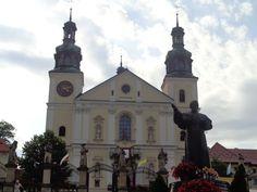 Kalwaria Zebrzydowska, Polska Poland, Mansions, House Styles, Building, Home Decor, Pictures, Decoration Home, Manor Houses, Room Decor