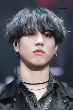 You grown up so fast boy.Become a sexy man now  Kim YuGyeom aka Browny from GOT7