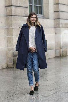 My Little Corner of the World — fashion-clue:    vogue-manila:   Andreea Diaconu  ...