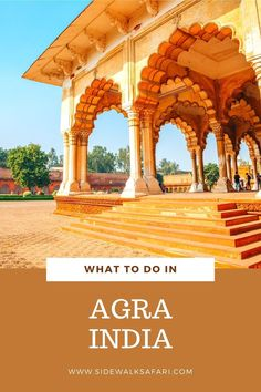 Learn about what to do in Agra India on a day trip from Delhi. By Train, Destin Beach, City Break, Agra, India Travel, Incredible India, Day Trip, Luxury Travel, Dream Vacations