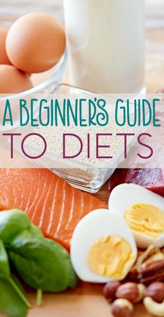 Diets are confusing! At least to me. But they don't have to be because I've done some of the work for you. Check out my beginner's guide to understanding diets and let me know if you find one that you think would work for you.
