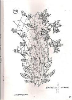Сколки сцепное кружево – Аня Журавлева – Webová alba Picasa Crochet Edging Patterns, Bobbin Lace Patterns, Lace Knitting Patterns, Sewing Machine Embroidery, Paper Embroidery, Embroidery Dress, Bobbin Lacemaking, Vbs Crafts, Point Lace