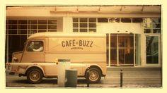 Emergency coffee truck in Sopot | Poland