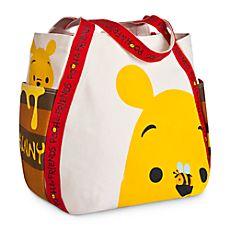Grand sac fourre-tout Winnie l'Ourson