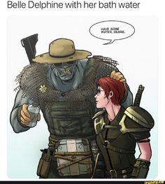 Fallout: You're a good girl by BagofLimbs on DeviantArt --- Fallout: New Vegas - Lilly Bowen and fem Courier Fallout Art, Fallout New Vegas, Fallout Funny, Fallout Comics, Video Game Logic, Video Games, Playstation, Nuclear Winter, Bioshock Cosplay