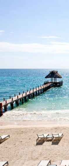 Unwind on the dock in Mexico. #FathersDay