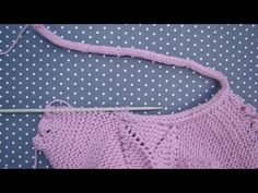 Tutoriales de punto y costura, manualidades, cocina Knit, sew, and craft tutorials, tejer