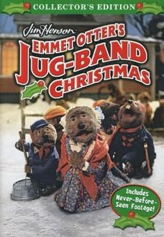 emmet otters jug band christmas movie