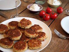 Vegetarische Frikadellen - unser Snackhighlight