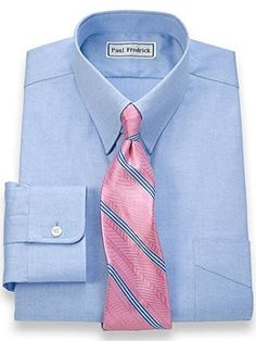 The Working Man's Dress Shirt | Color and Pattern