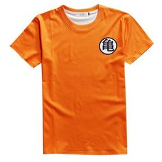 Dragon Ball Z Goku Super Saiyan Kanji T-Shirt