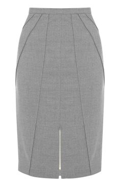 Sunray Skirt | Grey | Oasis Stores