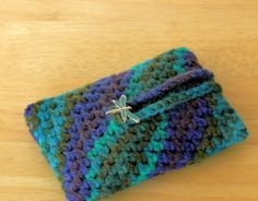 CELL PHONE CASE Crochet iPhone Blackberry Smart by MyHumbleJumble, $8.00