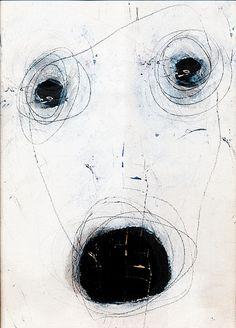 Портрет собаки. Доброй.