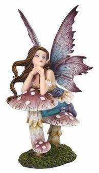 Fairyland Mushroom Fairy