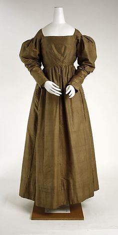 Dress c. 1825 - Met Museum, C.I.46.59.19