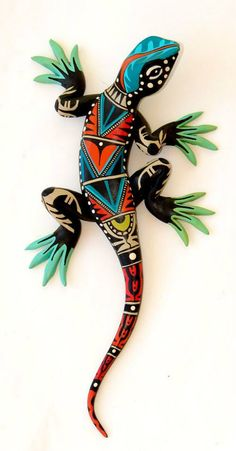 Illustration beauty # painting sticks fantasy illustration – About Hobby Sports Lizard Tattoo, Painted Sticks, Southwest Art, Indigenous Art, Gourd Art, Fantasy Illustration, Mexican Folk Art, Aboriginal Art, Dot Painting