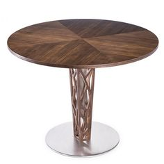 https://www.madisonseating.com/crystal-48-inch-round-dining-table-in-walnut-veneer-column-and-brushed-stainless-steel-finish-with-walnut-veneer-wood-top-by-armen-living.html?gclid=CPiTy4aPr9ICFVJLDQod1w0D9A#/product/78881